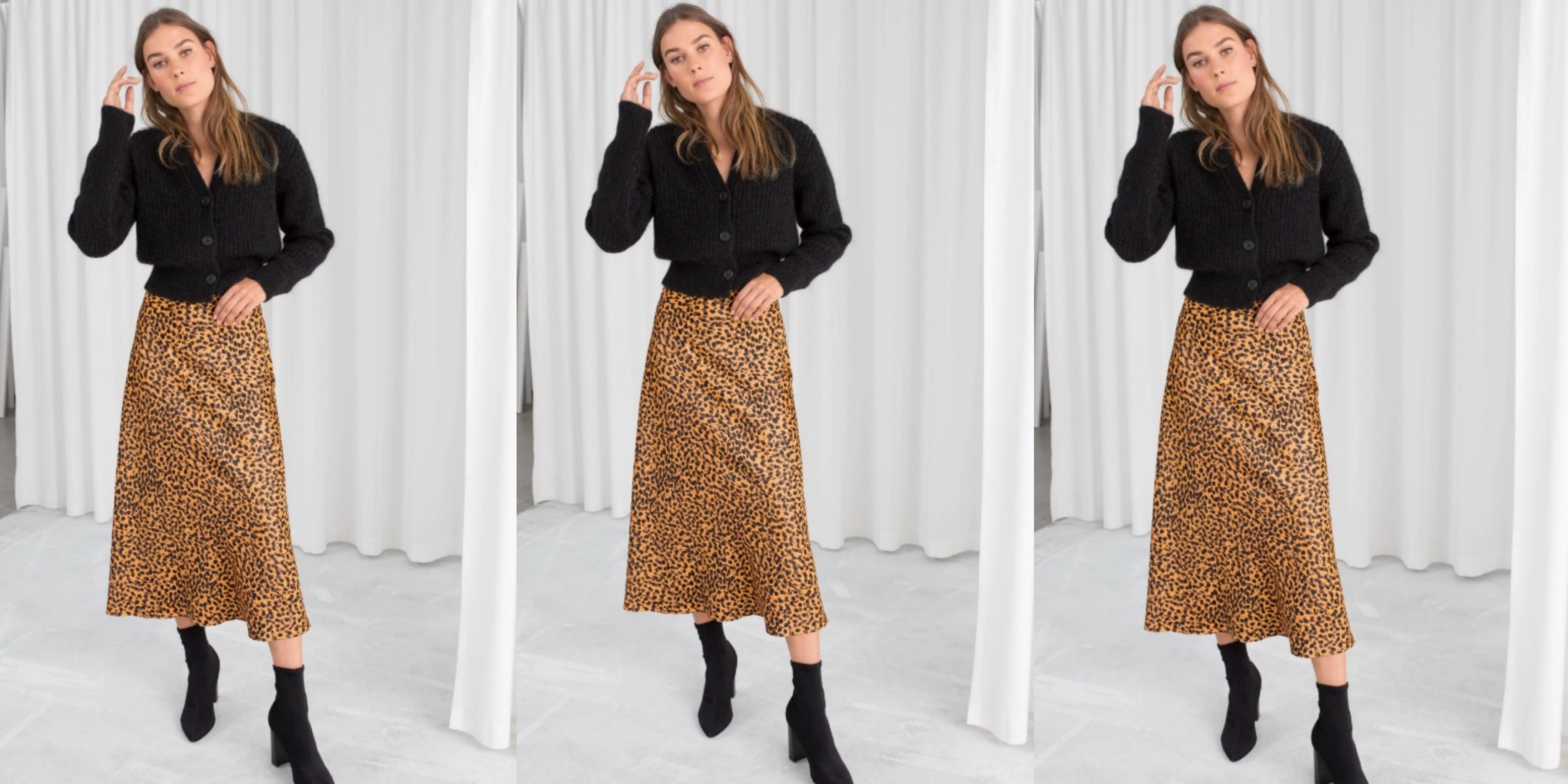 18728fe0b7b5 Is This The Best Leopard Print Réalisation Par Skirt Dupe Available?