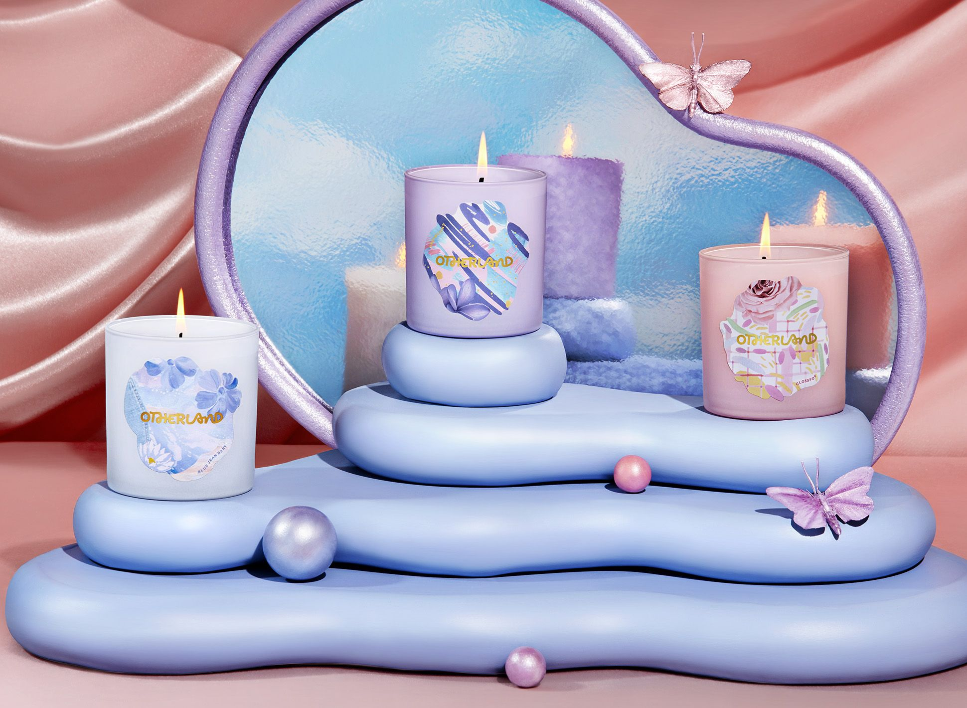 These '90s-Inspired Candles Are Like Limited Too for Grown-Ups