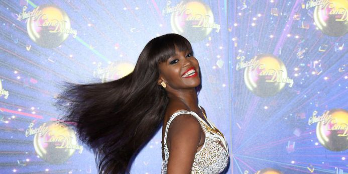 Oti Mabuse celebrates with new Strictly professional as additional line-up is announced