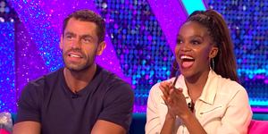 Oti Mabuse Kelvin Fletcher It Takes Two Strictly Come Dancing 2019