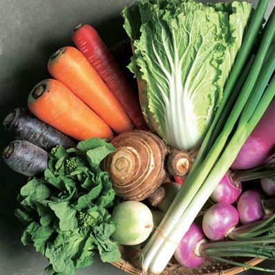 季節を味わう「野菜&果物」をお取り寄せ