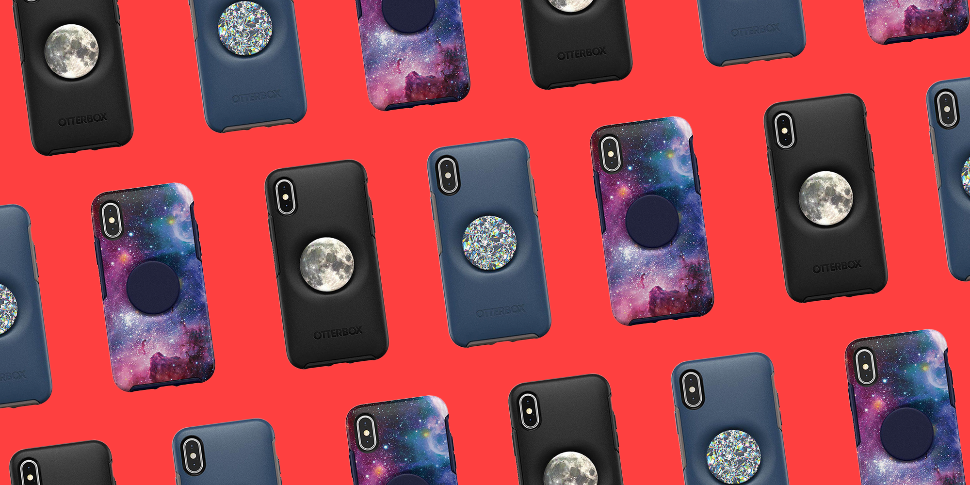huge selection of 5833f 2ca18 OtterBox Debuts Otter + PopSockets Phone Cases with PopGrips for ...