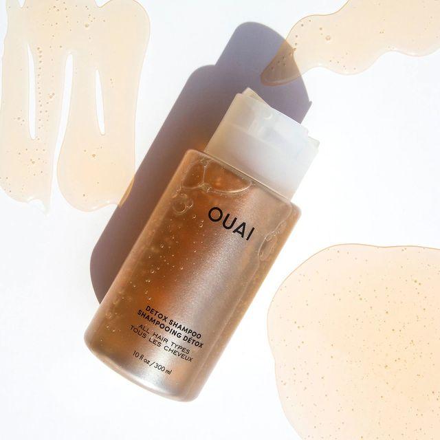 ouai detox shampoo for oily hair