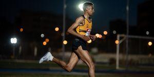 Abdessamad Oukhelfen, campeón de España sub-23 de 10.000m