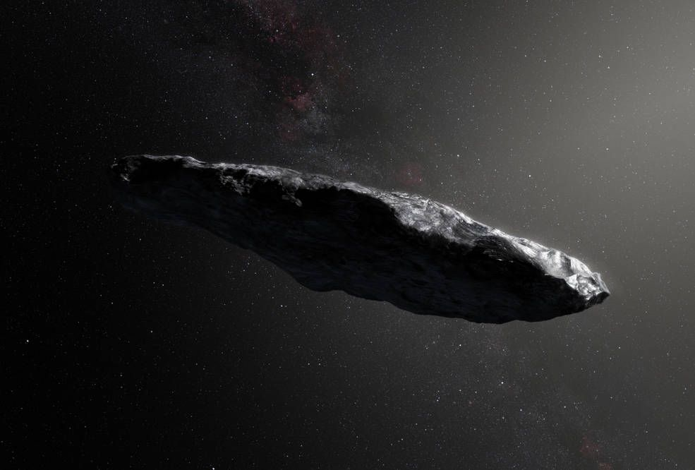 Earth Was Hit by an Interstellar Asteroid Years Ago, Scientists Claim