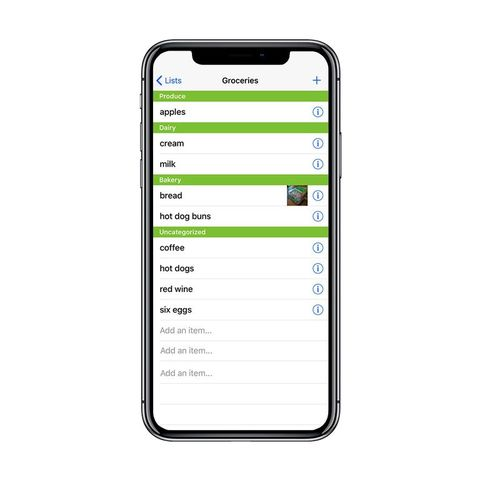 11 Best Grocery List Apps of 2019 - Shopping List Apps for ...