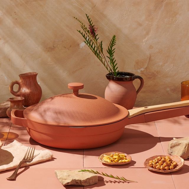 our place always pan terracotta
