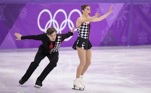 Figure skate, Sports, Skating, Ice dancing, Ice skating, Figure skating, Dancer, Recreation, Ice skate, Ice rink,