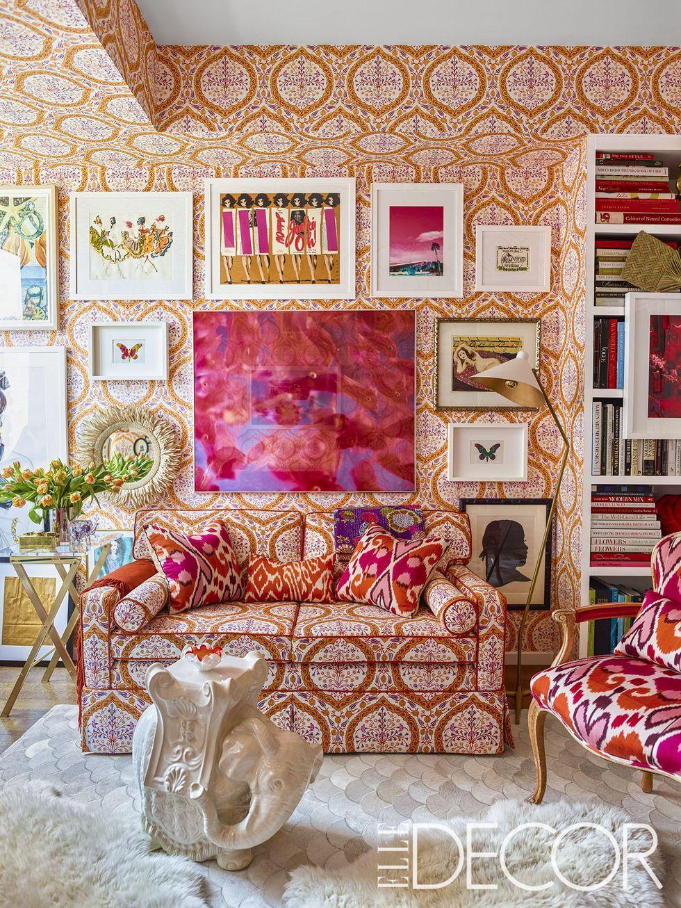 Αποτέλεσμα εικόνας για pink house decoration design