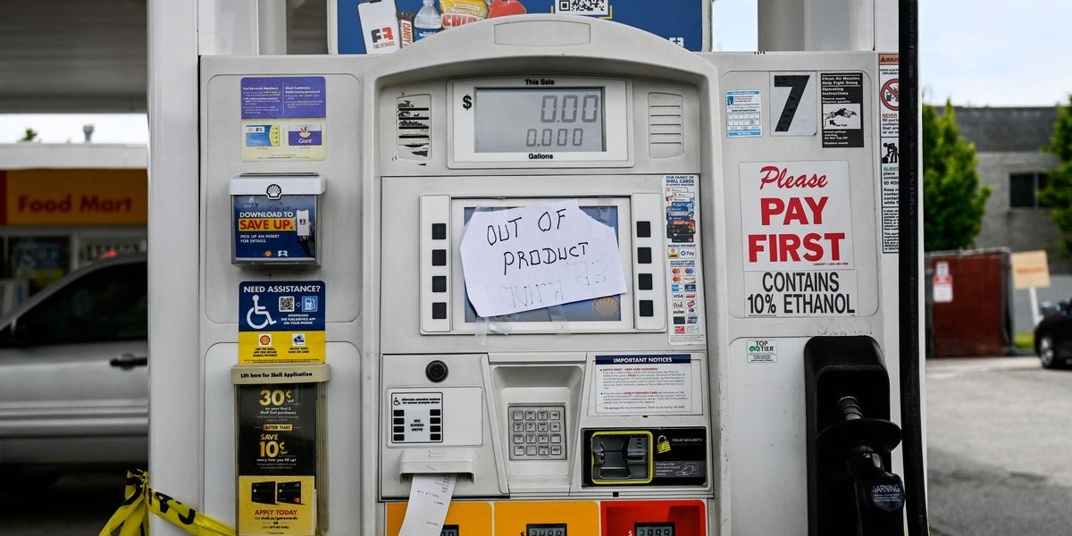 How (and How Not) to Stockpile Gasoline