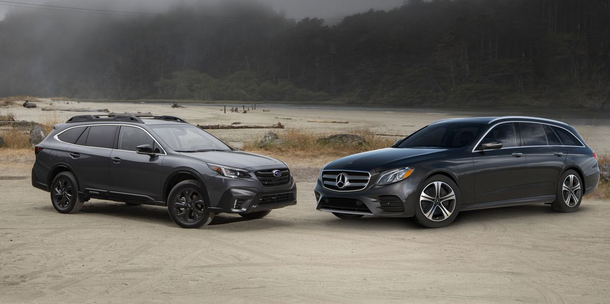 Station Wagons Sell in U.S. Mainly When They're Disguised as SUVs