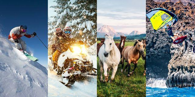 the best outdoor adventures in america now
