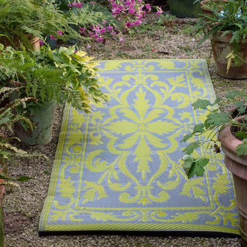 Outdoor Balcony Rug Reversible by Audenza, £18.95, Notonthehighstreet.com