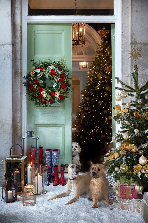 52 Best Outdoor Christmas Decorations Christmas Yard Decorating Ideas,Keeping Up With The Joneses Full Movie English