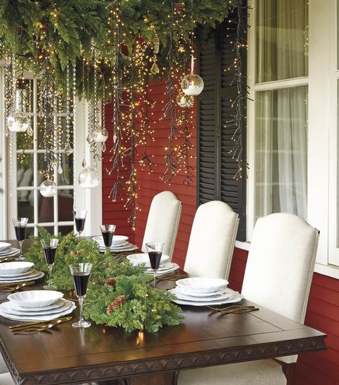 outdoor christmas decorations - Christmas House Decoration Ideas Outdoor