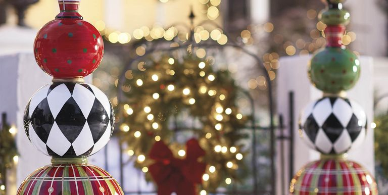 Ideas For Outdoor Christmas Decorations