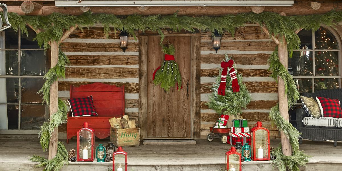 40 Outdoor Christmas Decorations