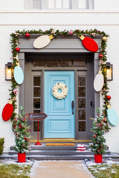 50 Best Outdoor Christmas Decorations