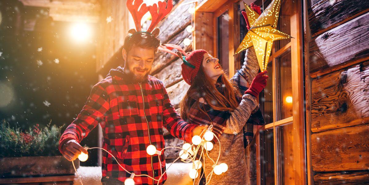 15 уличных рождественских огней, которые будут полностью вне дома вашего соседа