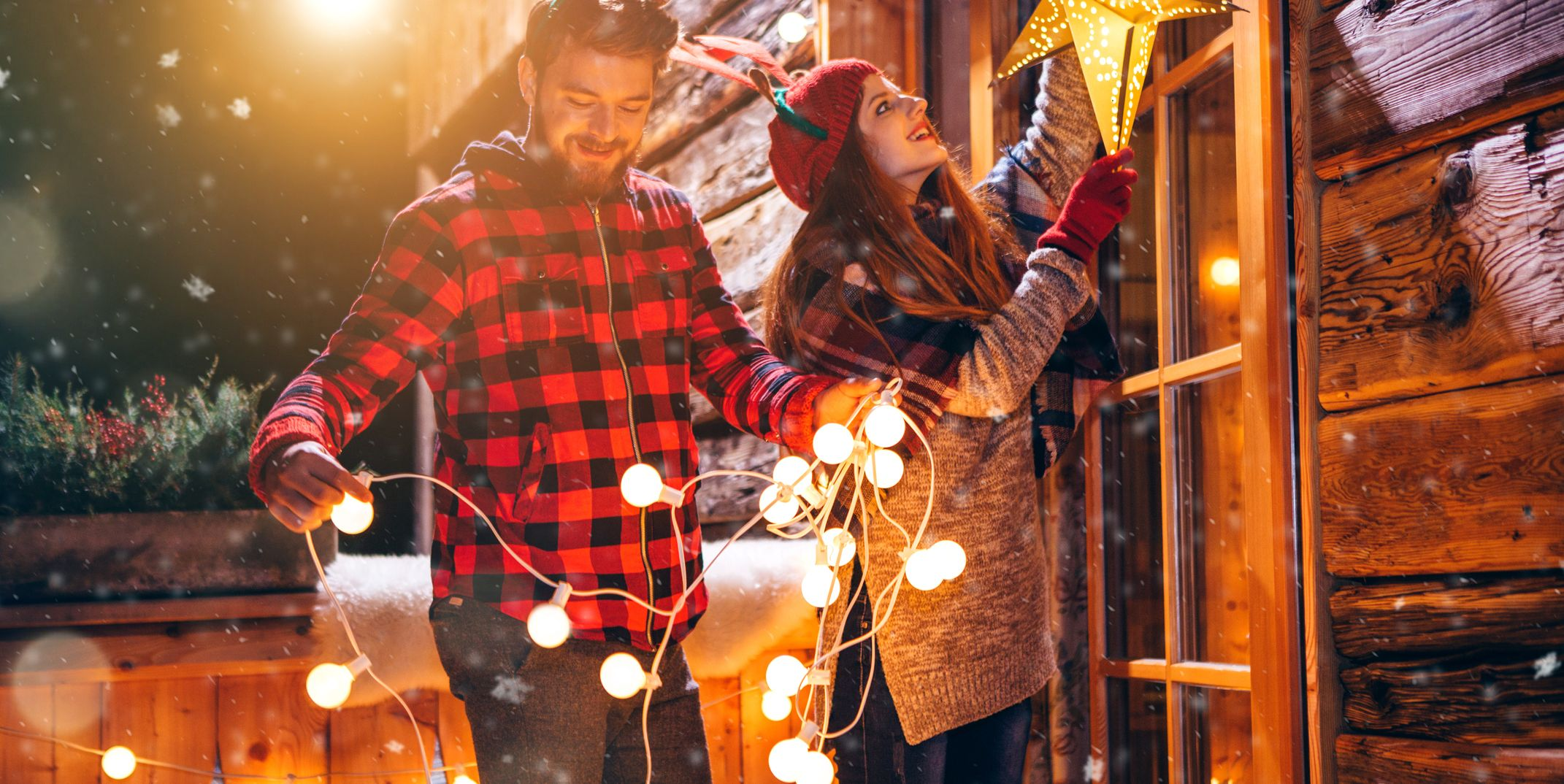 16 Outdoor Christmas Light Decoration Ideas Outside Christmas