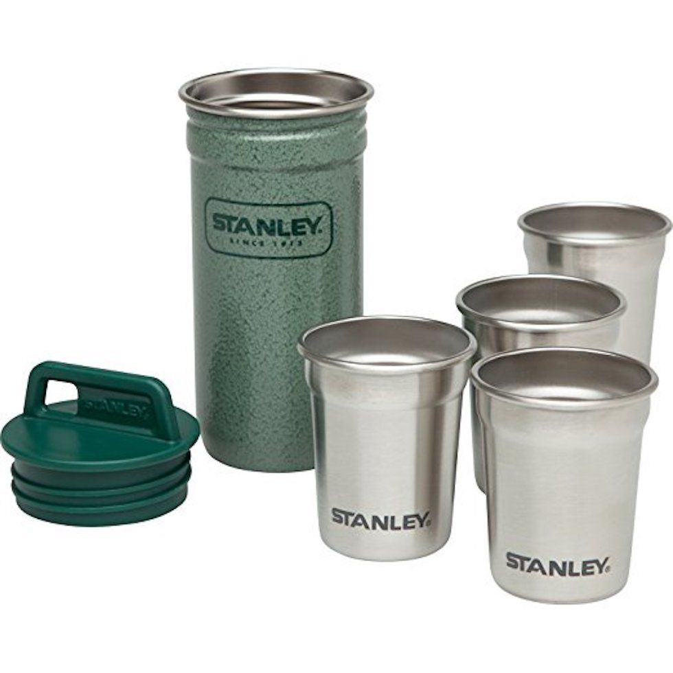 Stanley Steel shot set