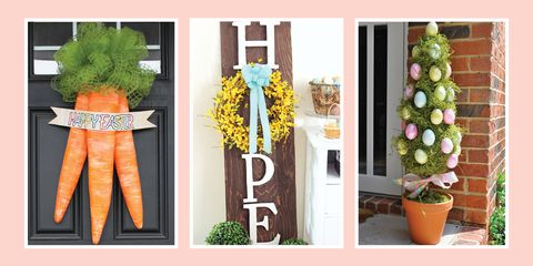 10 Easy Outdoor Easter Decorations Diy Yard Decor Ideas For Easter