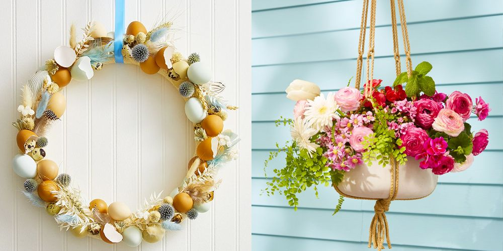 18 Best Outdoor Easter Decorations Of 2020 Pretty Diy Outdoor Easter Decor