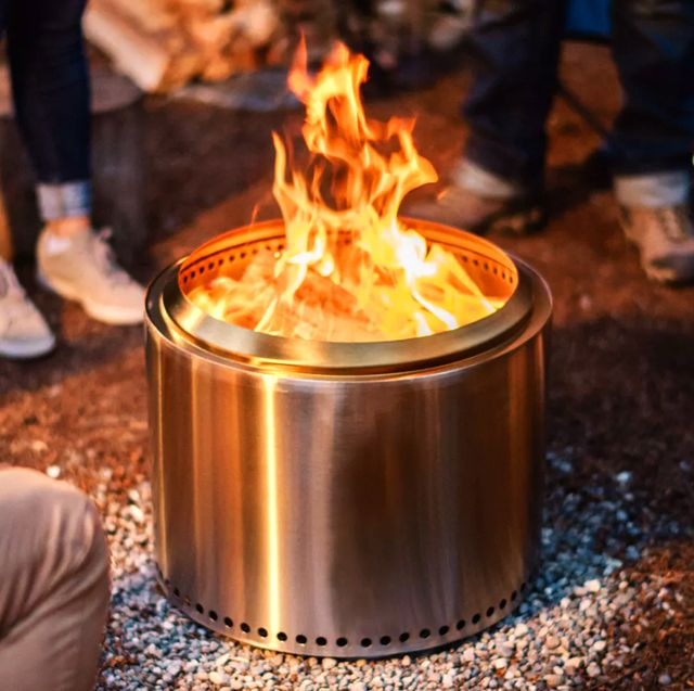 10 Best Outdoor Fire Pits To Buy In 2019 Wood Burning Propane