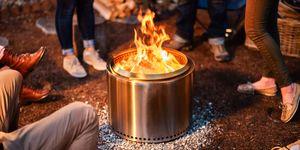 outdoor fire pit best 2019