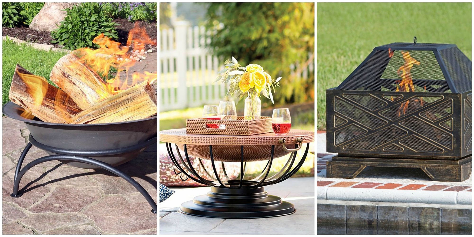 16 Best Outdoor Fire Pit Ideas Fun Backyard Fire Pits