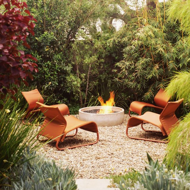 garden fireplaces