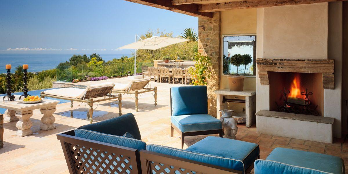 20 Stunning Outdoor Fireplace Design Ideas - Gorgeous ... on Outdoor Fireplaces Ideas id=97680
