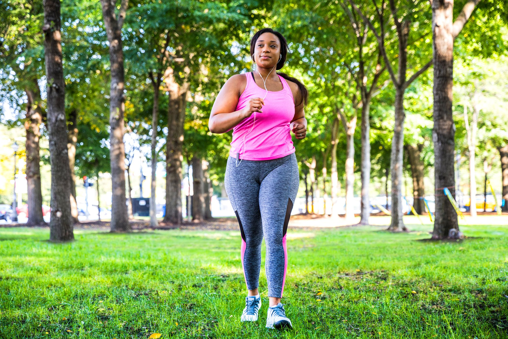 Get Healthy + Lose Weight with Walking: Your 4-Week Plan