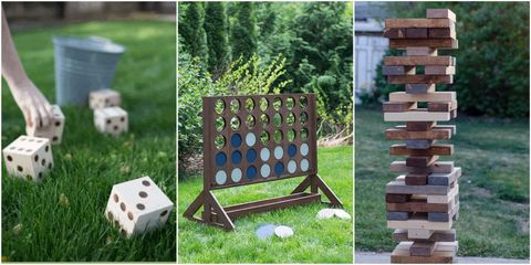 outdoor games - 20+ Fun DIY Outdoor Games For Kids - Backyard Party Games For Groups