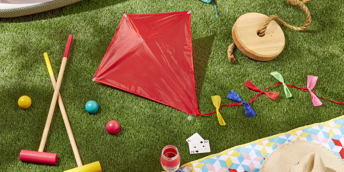 Keep the Kids Busy This Summer with These DIY Lawn Games