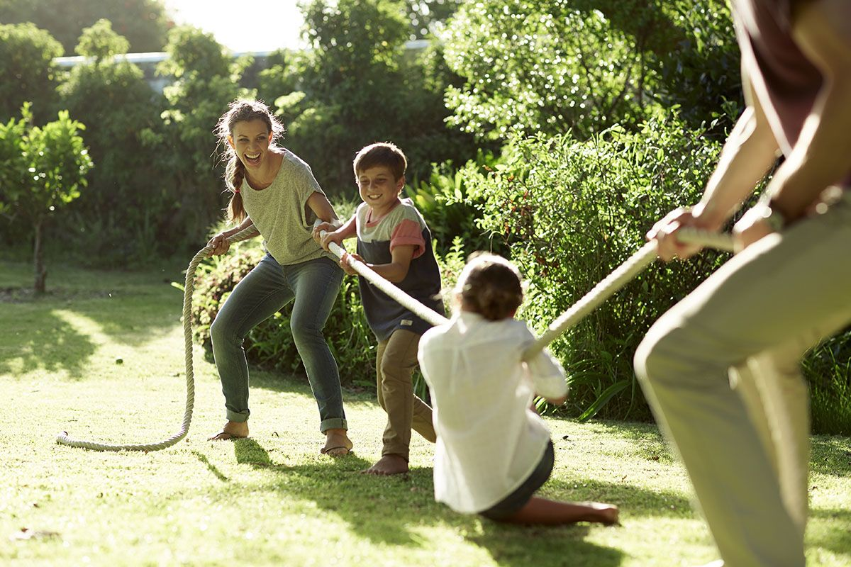 These Outdoor Games Will Keep the Kids Busy All Summer Long