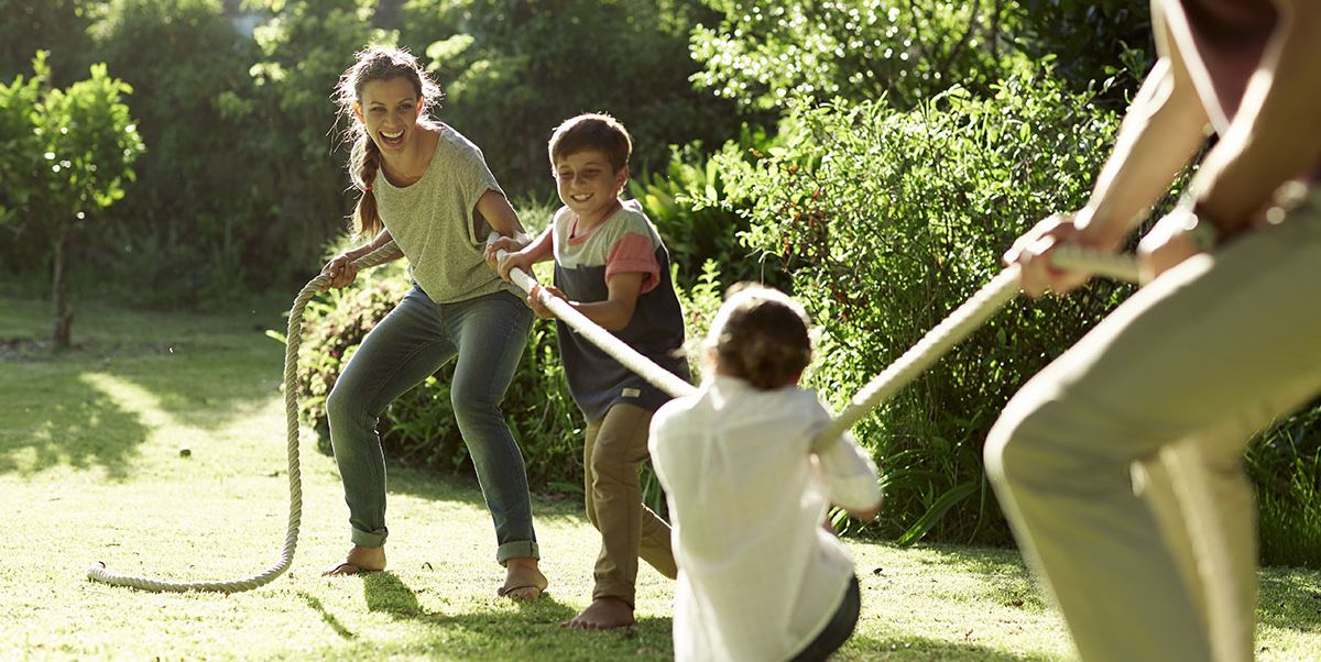 These Outdoor Games Will Keep the Kids Busy When Schools' Out