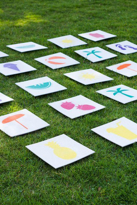 20 fun diy outdoor games for kids backyard party games for groups outdoor games matching diy studio solutioingenieria Image collections