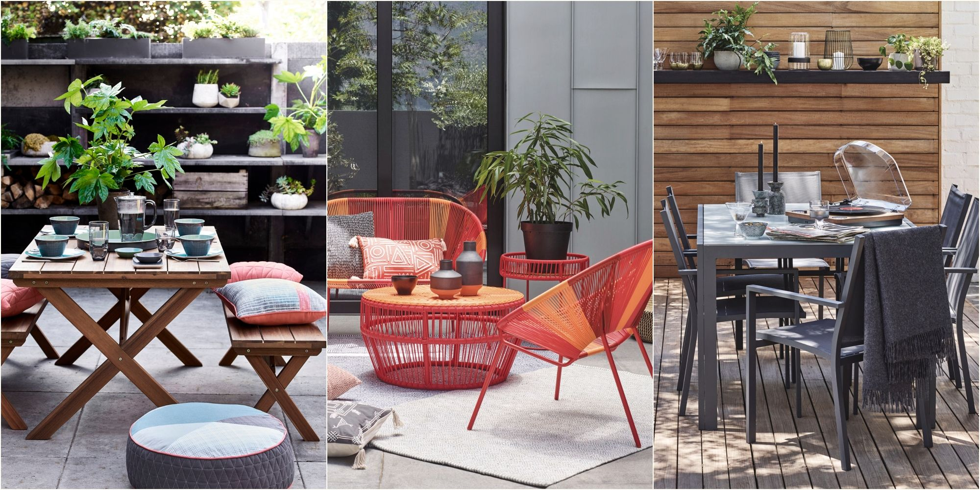 12 garden furniture sets perfect for outdoor entertaining