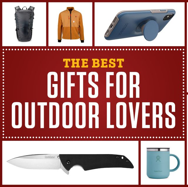 Best Camping and Outdoor Gifts