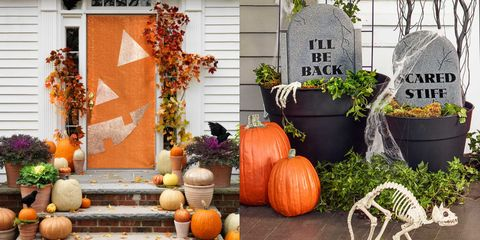 Halloween Yard.38 Scary Outdoor Halloween Decorations Best Yard And Porch