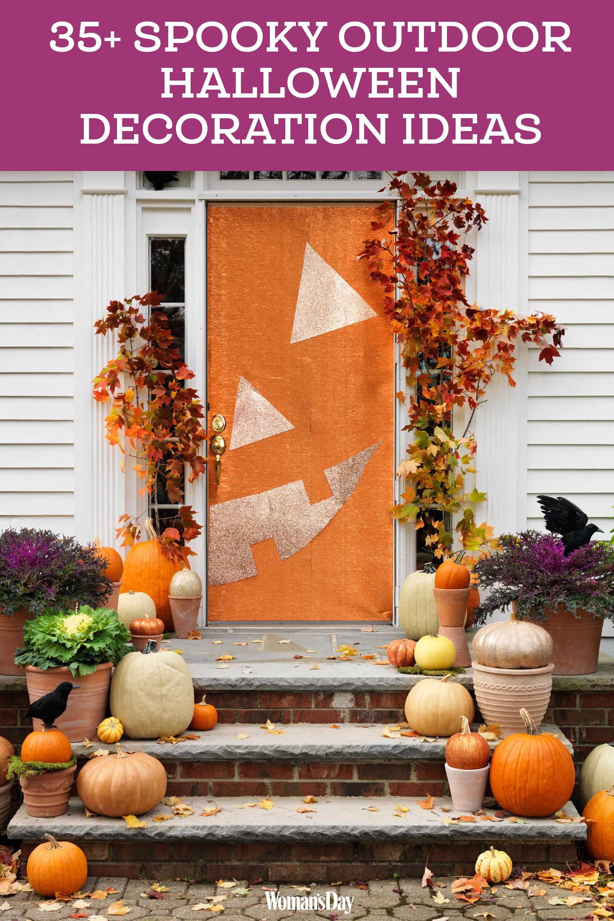 38 Scary Outdoor Decorations Best Yard And Porch Decorating Ideas