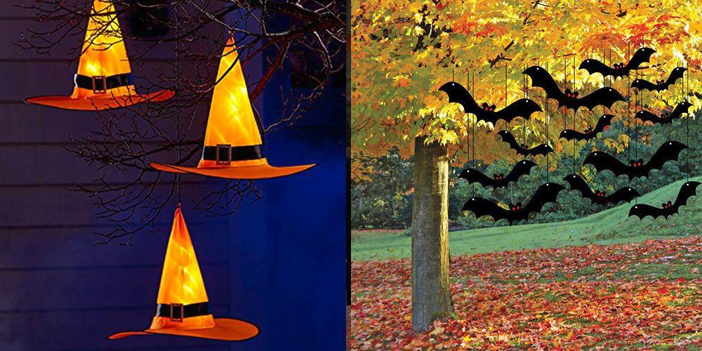 Outdoor Halloween Decorations & 15 Best Outdoor Halloween Decoration Ideas - Creative Halloween ...