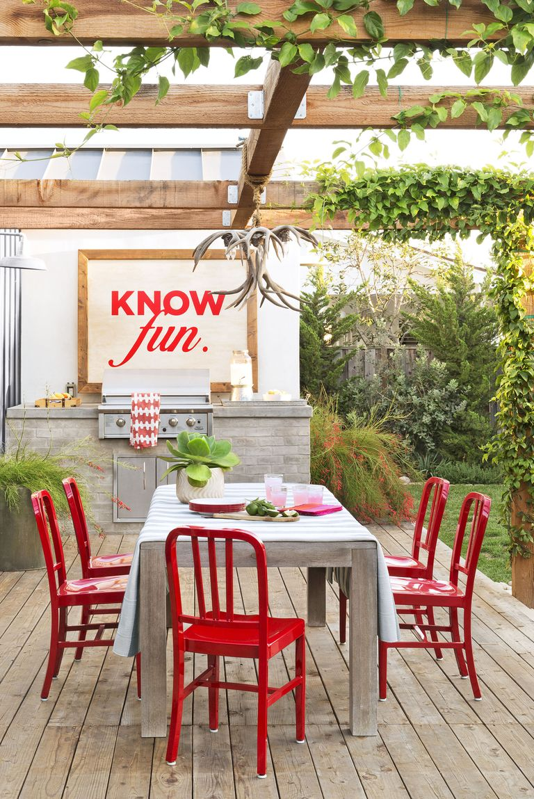 15 Best Outdoor Kitchen Ideas and Designs - Pictures of ...