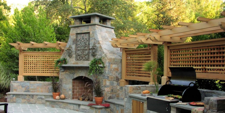 20 Best Outdoor Kitchen Ideas And Designs Pictures Of Beautiful
