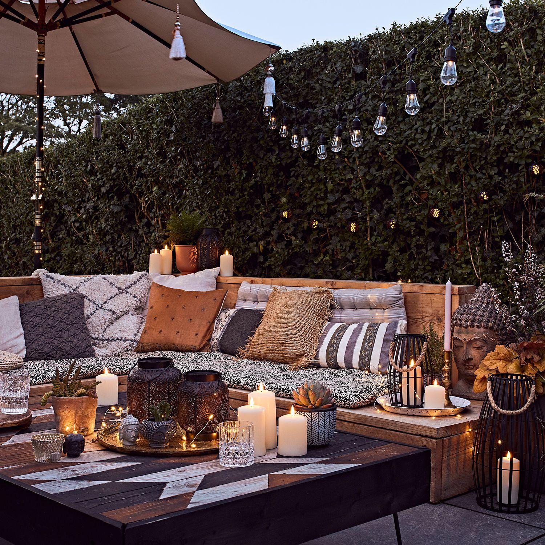 19 Best Garden Lanterns: Outdoor Lanterns, Candle Lanterns, Solar