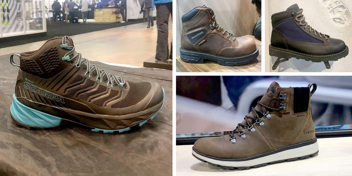 New Winter Boots | Outdoor Retailer 2020