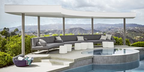 image - Outdoor Living Room