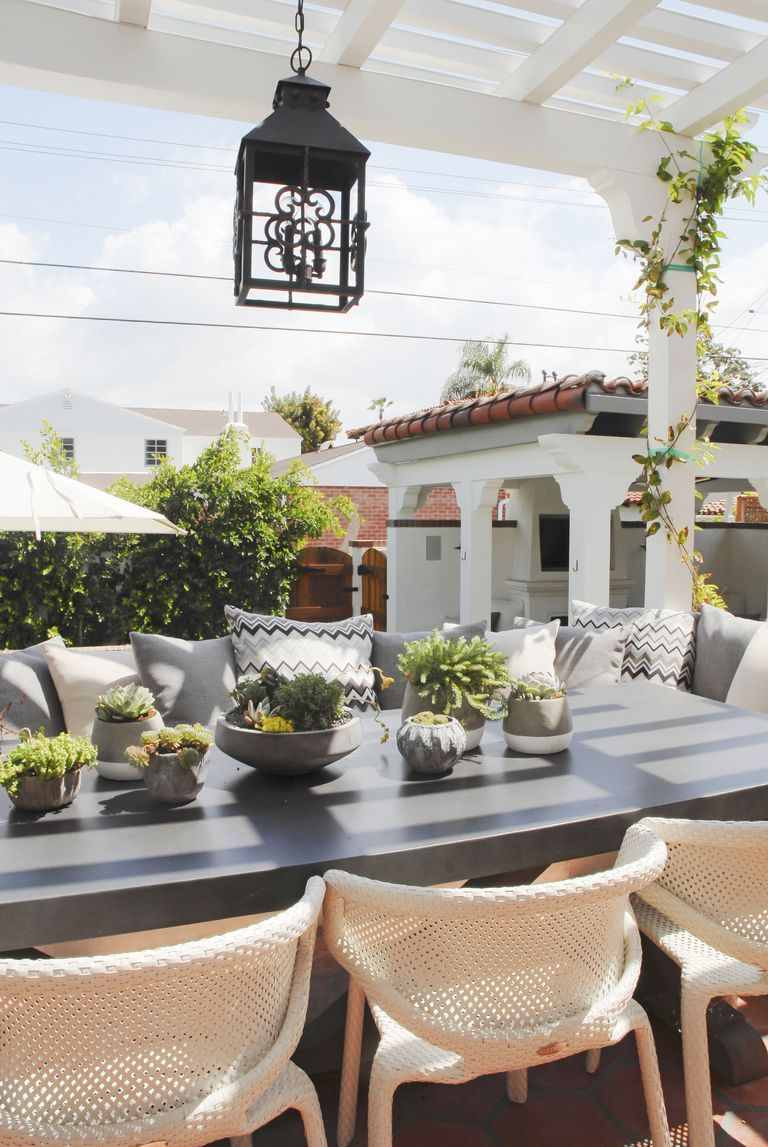 Outdoor Room Decor Ideas
