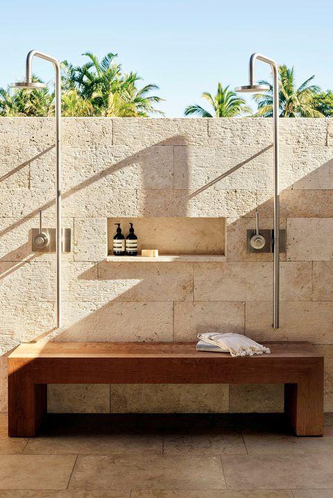 ouotdoor shower